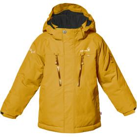 Isbjörn Helicopter Winter Jacket Barn saffron